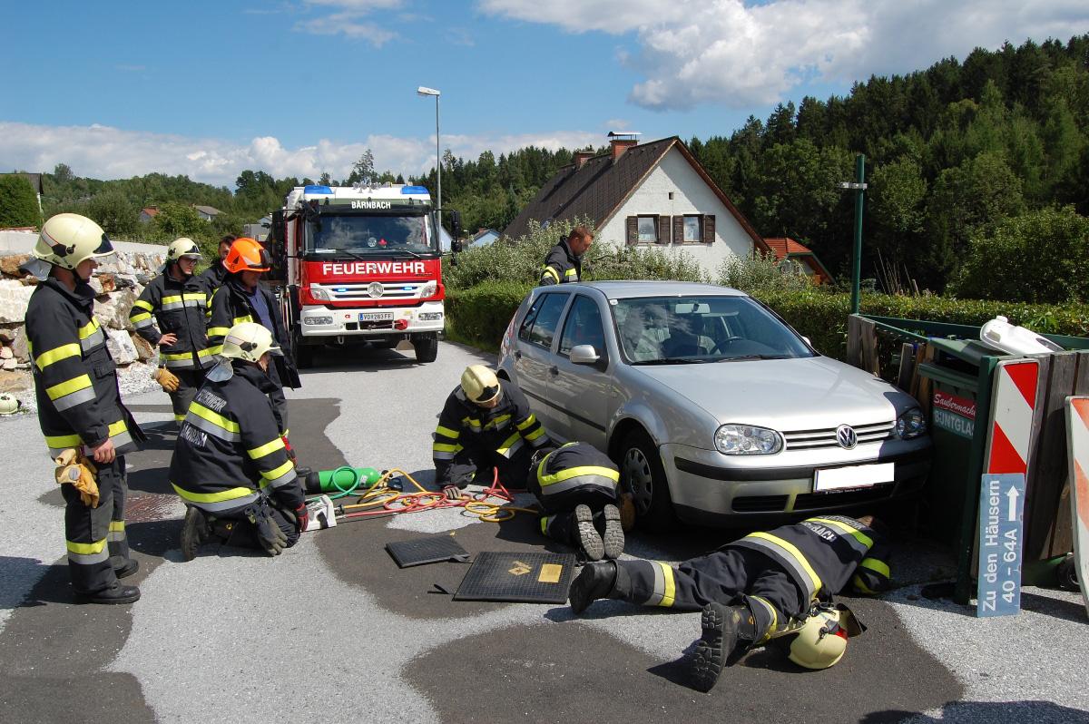 Fahrzeugbergung – Peter Leitner-Siedlung